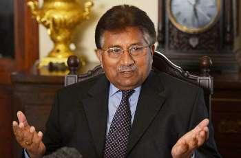 سابق صدرپرویز مشرف نے ایم کیو ایم دی سربراہی بارے اپنا فیصلا سنا دتا