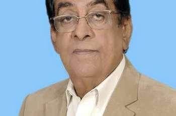 بھارت پاکستان تے بے بنیاد الزام لیندا پئے،نواب یوسف تالپور