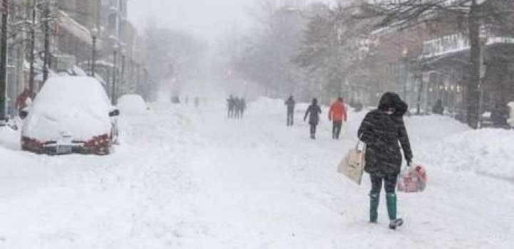 Kyrgyzstan stops flights amid snowstorm