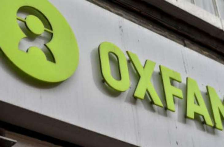 Oxfam pulls out of UK government bids as chief hits out