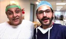 Actor Sajid Hasan to go through scalp reconstruction surgery after failed hair transplant surgery