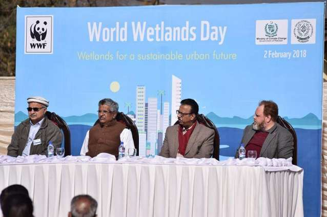 World Wetlands Day 2018, Wetlands for a Sustainable Urban Future