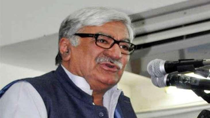 Asfandyar Wali criticises  Fazlur Rehman, Mehmood Khan Achakzai for opposing KP-FATA merger