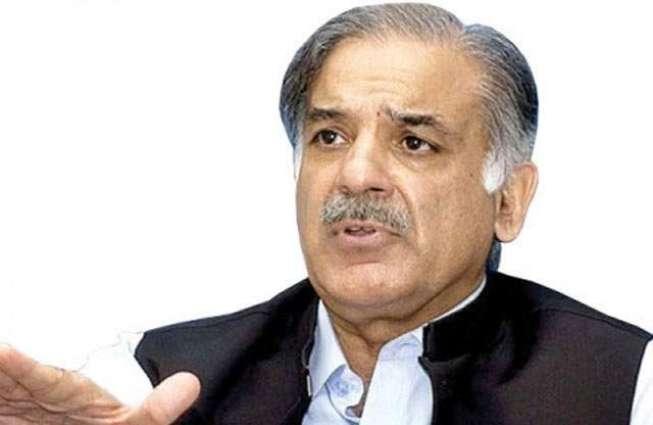 """""""CM Self Employment Scheme"""" bridging rich-poor gap: Shehbaz Sharif"""