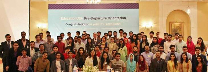 27 US university representatives met Pakistani students, encourage them study in America