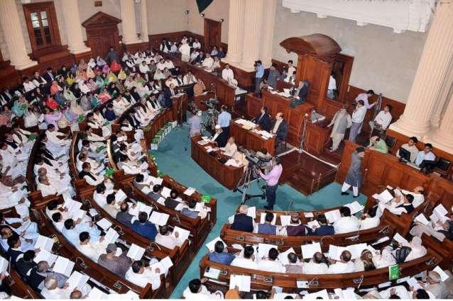 پنجاب اسمبلی اجلاس؛گنے دے کاشتکاراں دے مسائل سانگے صوبائی وزیر خوراک آندے اجلاس اچ طلب