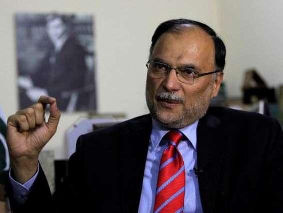 Interior Minister invites Pakistani diaspora to invest in Pakistan