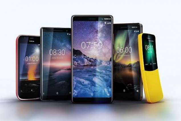 HMD Global introduces five new Nokia phones