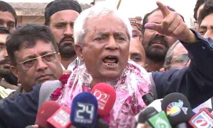 Nehal Hashmi released from Adiala Jail