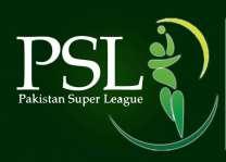 پاکستان سپر لیگ (پی ایس ایل)اچ (اج) ڈو میچ کھیڈے ویسن