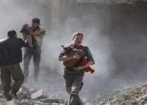 Air strikes on Syria's Ghouta kill 30 civilians: monitor