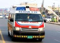Couple died in accident in Khanewal
