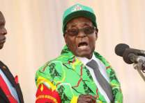 Robert Mugabe risks expulsion from ruling party for dabbling in opposition politics: official