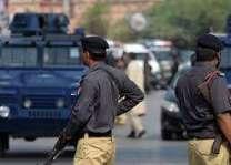 الشرطة الباكستانية تعلن إحباط مخطط إرهابي واعتقال خمسة إرهابيين