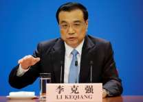 China pursues peaceful development: Premier Li Keqiang