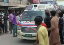 Woman stabbed to death in Sargodha
