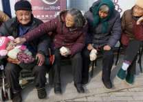 China's elderly enjoy going online: report