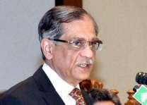 Chief Justice Mian Saqib Nisar takes notice of funeral procession photo passing over sewage