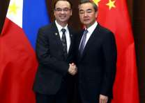 Philippine foreign secretary to visit China