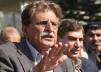 حکومتی پالیسی تیا السی پت ءِ بحال کننگ کنا اولیت ءِ، وزیراعظم آزاد کشمیر راجہ فاروق حیدر خان