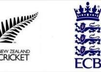 نیوزی لینڈ و انگلینڈ نا نیام اٹ اولیکو ٹیسٹ (پگہ) پنچ شنبے نا دے آ بناء کیک