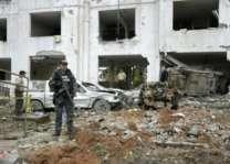 Blast kills three Ecuadoran troops near Colombia border