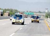 Motorway police foils bid to smuggle mainpuri