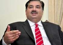 Pakistan sacrificed a lot in rooting out terrorism: Engineer Khurram Dastagir Khan