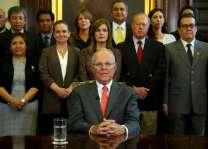 Peru's embattled president Kuczynski announces resignation