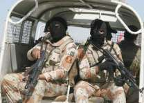Rangers arrests seven including a terrorist in Karachi