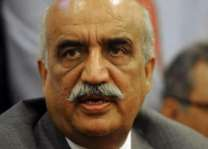 Political parties cannot hold consultation on caretaker prime minister's slot: Syed Khursheed Ahmed Shah