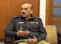 Inspector General of Police (IGP) Sindh, A.D. Khawaja takes notice of media reports on firing incidents