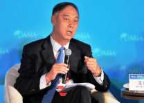Wang Dongming elected China's trade union chief