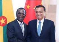 Chinese premier congratulates Mitchell on re-election as Grenadian PM