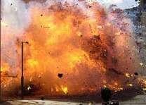 ڈیرہ مراد جمالی ٹی اِرا سیان پیشن بارودی مواد نا دھماکہ