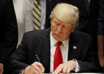 Trump signs budget to avoid US government shutdown