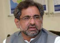 Election Commission of Pakistan to take decision on caretaker set-up if government-opposition fail to reach consensus: Prime Minister Shahid Khaqan Abbasi