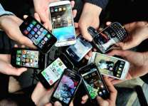 Increase in Smartphone users results in mobile phones import incline