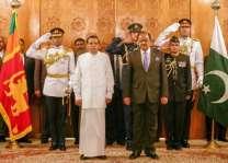 Pakistan-Sri Lanka agree to cement bilateral ties, cooperation