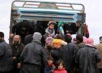 Syria rebels begin evacuating penultimate Ghouta zone: state media