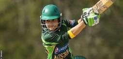 جویریہ خان دی زبردست سنچری، پاکستان ویمن سری لنکا ویمن کوںپہلے ون ڈے اچ 69 رنز توں ہرا ڈتے