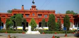 Pakistan Halal Assembly at Government College University Faisalabad on Wednesday