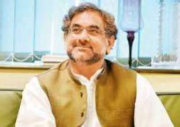 Prime Minister Shahid Khaqan Abbasi gets briefing for effective management and conservation of existing water resources, doubling water storage capacity from 14 MAF to at least 28 MAF
