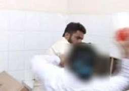 Nurses beat ward boy on alleged sexual assault in Faisalabad