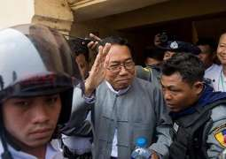 Rakhine leader faces Myanmar court after deadly riots