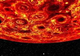 Jupiter's turmoil more than skin deep: researchers