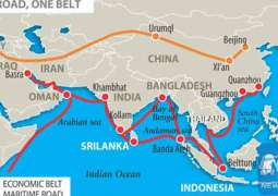 Pakistan's involvement in China's Belt and Road (B&Rraises its profile, influence in South Asia: Chinese media