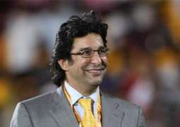 Wasim Akram joins Cricingif as Shareholder & Director