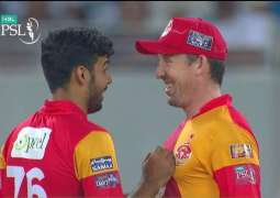 Islamabad United becomes first team to qualify for PSL 2018 play-offs