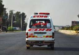 12 dead, over 20 injured in Balochistan road mishaps